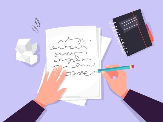 Essay Writing Concept