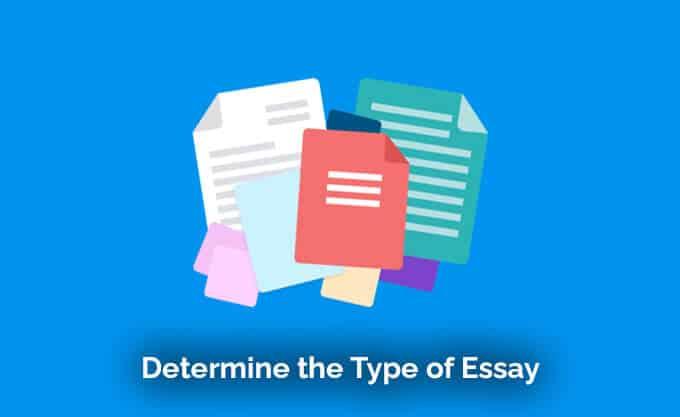 Determine the Type of Essay