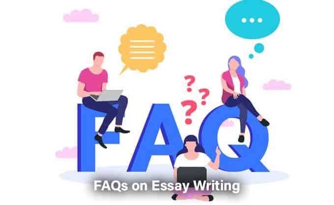 FAQs on Essay Writing