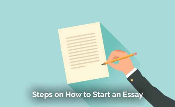 Steps to Start an Essay