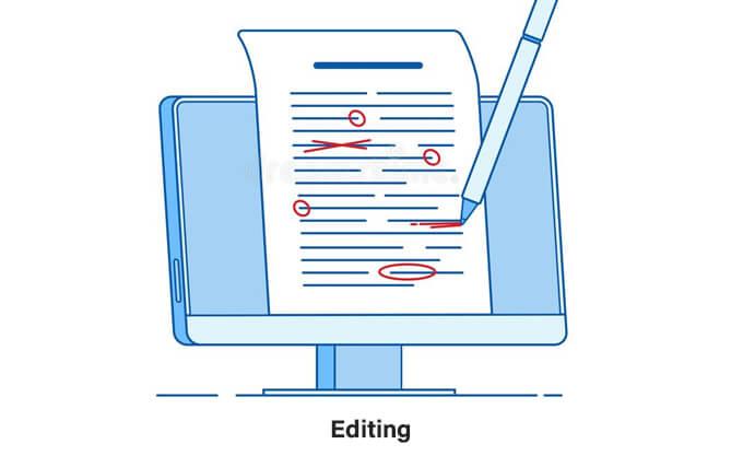 editing essay