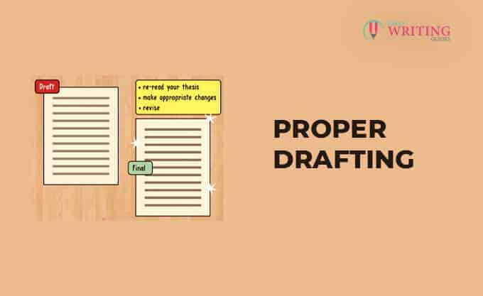 Proper Drafting